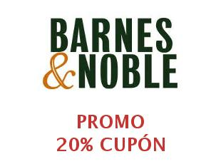 Código promocional Barnes and Noble hasta -20%