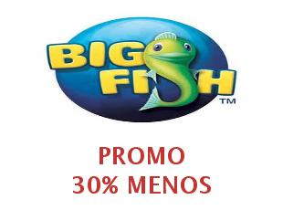 Códigos promocionales de Big Fish Games