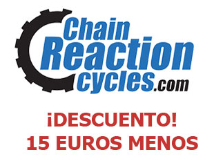 Cupón hasta 55% Chain Reaction Cycles