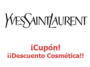 Cupones Yves Saint Laurent 50%