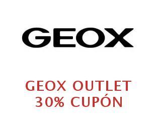 Plausible Lujo Desviación  Código promocional 30% de Geox | Octubre 2020