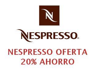 85eeb988eed5a Código promocional Nespresso hasta 40 euros menos
