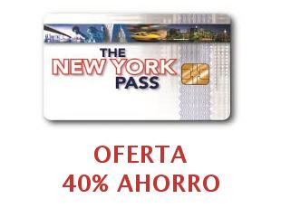 Código promocional 20% New York Pass