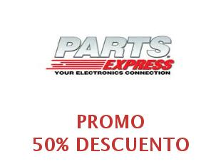Código promocional Parts Express