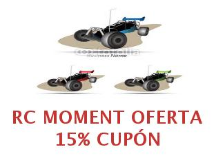 Cupones RC Moment